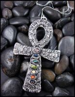 Key of Life Pendant by andromeda
