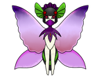Butterfly Monster Adopt [Open] by ChibiShay