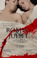Romeo and Juliet Poster by dyskrasia04