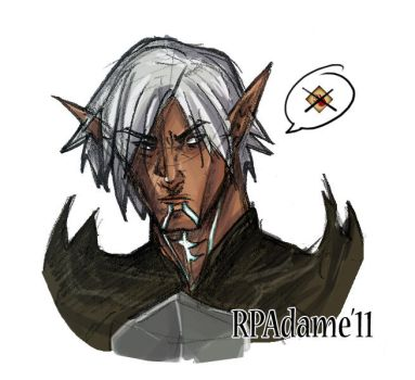 Fenris Hates Mages by RpAdame