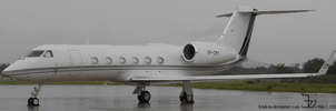 Plane 20140601 private jet 1 by K4nK4n