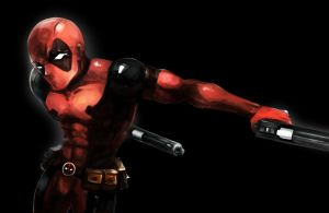 DEADPOOL by milkisall
