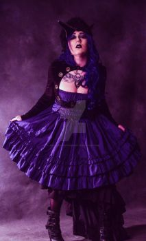 Quoth the Raven by JennDixonPhotography