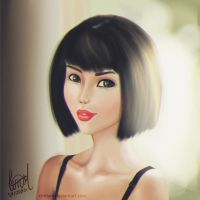 Short Hair by CintiaM