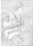 Hunter Hayes Lyric Art by TangledMuse