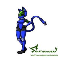 KAT5 Animated Idle (Colored) by southpawper
