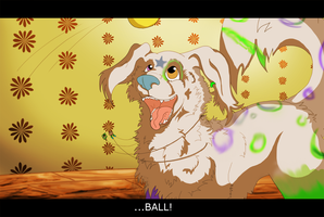 ...BALL! by Blackwolfpaw