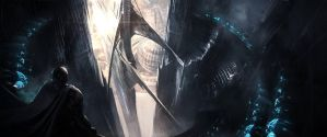 Thor 2 :The Dark World Concept by atomhawk