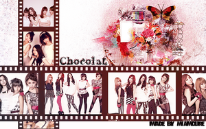 Chocolat Wallpaper by MiAmoure