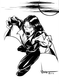 Morbius the Living Vampire by ArtNomad