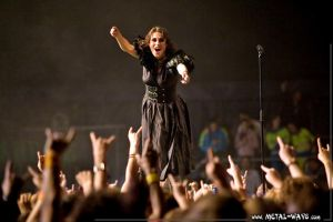 Sharon Den Adel Appelpop 03 by Metal-ways