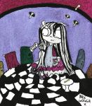 Once upon a Horror-Alice in room of doors by ScorpionsKissx