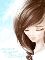 don't let em say you ain't beautiful by ohin