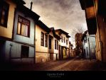 The Houses of Isparta by mutos
