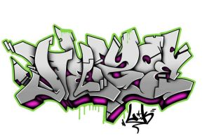 Graffiti by jiezoe