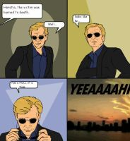 Horatio One-Liner Meme by Emira6