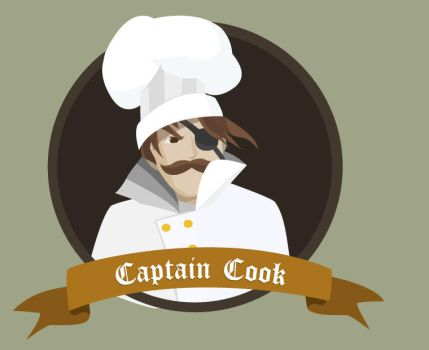 captain cook by huytoan