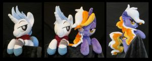 Ice Breaker and Candy Corn by fireflytwinkletoes