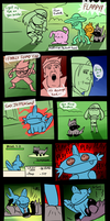 Pokemon Emerald Nuzlocke: Flappy Version Page 11 by AndrewMartinD