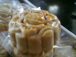 Moon Cake - Close Up by pete7868