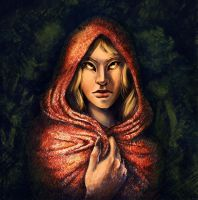 Red Riding Hood... by riniwuzhere