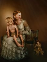 A MOTHERS HEART! by HILIF
