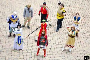 Suikoden: Stars Gathered by 108thStar-Kya