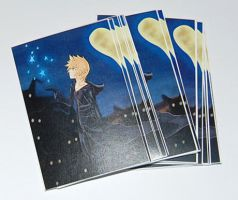 Roxas postcard by knil-maloon