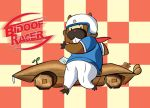 Bidoof Racer by mrstupes