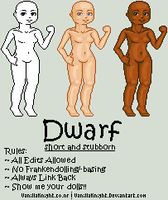 Dwarf :: Base by VanillaKnight