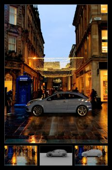 Opel Compositing by danisment