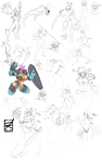 Older Sketchdump 2 by DKDevil