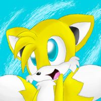 Tails iz awesome 8D by SonicsChilidog