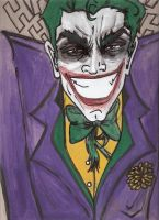 The Joker- completed by tonksiford