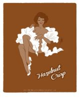 Hazelnut Crisp by MyBeautifulMonsters