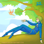 100 JoJo - 22. Mother Nature by FerioWind