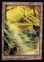 Mirage Swamp - III by MD-Arts
