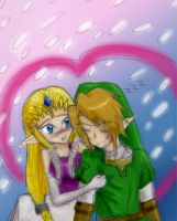 Wake Up Link colored by SquirtSapphire