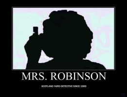 Mrs Robinson by xbardenx