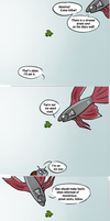 Betta Snail  Adventures- Snail Speed - pg 2 by AtlasArtifex