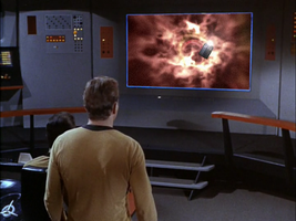 Kirk looks at Timestream by Richard67915