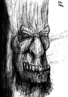 Ent Face by A-Pancake