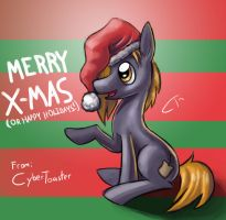 A CyberToaster Christmas by CyberToaster