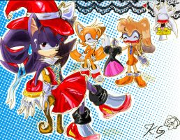 .::Dress Up xD::. by amyrose777