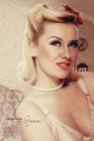 I love vintage! by CindysArt