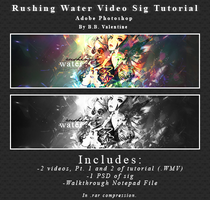 Video Sig Tutorial +PSD by Blackbird97