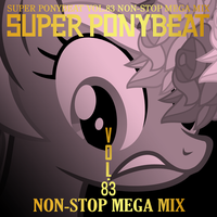 Super Ponybeat Vol. 083 Mock Cover by TheAuthorGl1m0