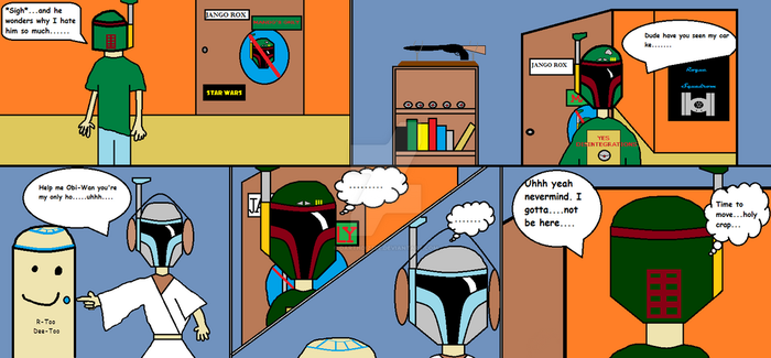 Episode 5: A Great Disturbance in the Force by DarthDizzle