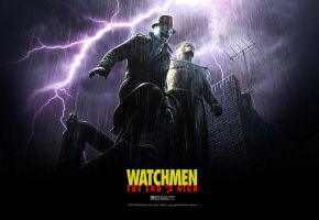 WATCHMEN TEIN 14 by janditlev