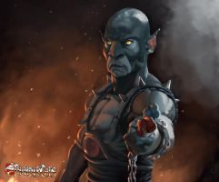 Panthro by KevinHarrell